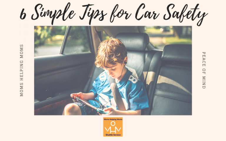 6 Simple Tips for Car Safety