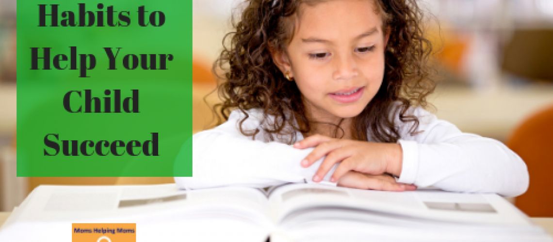 Good Study Habits to Help Your Child Succeed